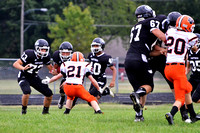 Centralia JV Football vs. Macon on 09-08-2015