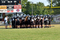 Centralia 8th vs. Macon on 09-22-2015