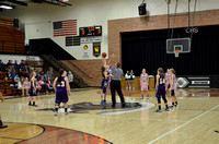 Centralia JV Girls vs. Salisbury on 02-11-2016