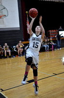 Centralia 8th Girls vs. Fulton on 11-17-2015