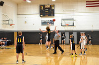 Centralia 8th Boys vs. Monroe City on 12-07-2015