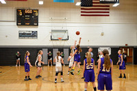 Centralia 7th Girls vs. Hallsville on 12-14-2015