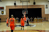 Centralia V Girls vs. Palmyra on 01-15-2016