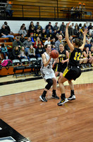 Centralia V Girls vs. Monroe City on 02-12-2016