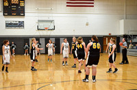 Centralia 8th Girls vs. Fulton on 12-02-2015