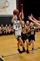 Centralia 7th Girls vs. Fulton on 11-17-2015