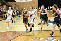 Centralia JV Girls vs. North Callaway on 01-11-2016