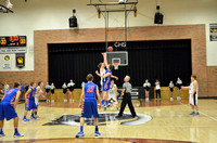 Centralia V Boys vs. California on 12-15-2015