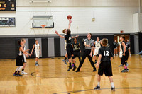 Centralia 8th Boys vs. OLLIS on 11-13-2015