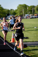 CHS Track Meet on 05-08-2017