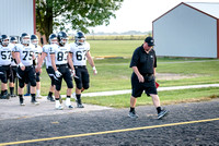 Centralia V Football vs. South Shelby on 09-15-2017