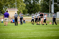 Centralia 8th vs. Hallsville on 09-26-2017