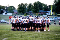 Centralia V Football vs. Palmyra on 09-29-2017