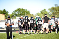Centralia 8th vs. North Callaway on 10-09-2017