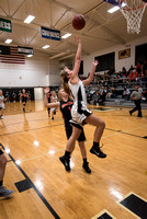 Centralia 8th Girls vs. Macon on 11-21-2016
