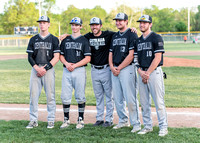 Centralia Baseball Senior Night