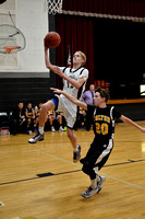 Centralia 8th Boys vs. Fulton 11-18-2014