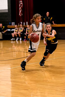 Centralia 7th Girls vs. OLLIS on 11-11-2016
