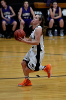 Centralia 8th Girls vs. Hallsville on 12-19-2014