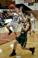 Centralia Girls vs. North Callaway on 12-02-2014