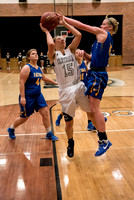 Centralia JV Girls vs. Fatima on 12-01-2016