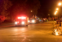 2016 Centralia Homecoming Flashlight Parade