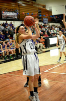 Centralia Girls vs. Hallsville on 11-26-2013