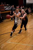 Centralia 7th Girls vs. Macon on 11-21-2016