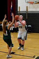 CBMS Girls vs. N. Callaway on 12-10-2013