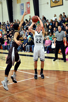 Centralia V Boys vs. Highland on 02/06/2015
