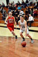 Centralia V Girls vs. Bowling Green on 01-12-2015