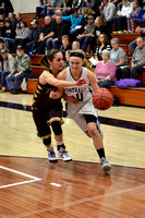 Centralia V Girls vs. Highland on 02-06-2015