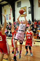 Centralia Girls vs. Harrisburg on 01-28-2015