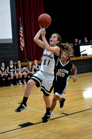 Centralia 7th Girls vs. Macon on 11-24-2014