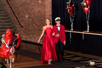 Centralia Prom - Grand March on 5-May-18