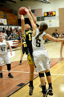 Centralia Girls vs. Monroe City on 02-14-2014