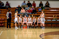 Centralia JV Girls vs. Paris on 01-30-2017