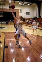 Centralia JV Girls vs. Brookfield on 01-19-2017