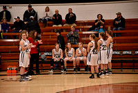 Centralia 9th Girls vs. California on 12-20-2016