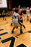 Centralia 8th Girls vs. OLLIS on 11-11-2016