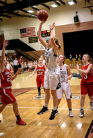 Centralia JV Girls vs. Bowling Green on 01-16-2017