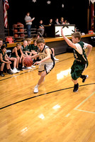 Centralia 8th Boys vs. North Callaway on 12-05-2017