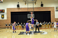 Centralia V Boys vs. Hallsville on 12-18-2015