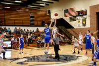 Centralia JV Boys vs. Boonville on 11-30-2017
