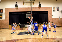 Centralia 9th Boys Basketball vs. Boonville on 12-30-2017