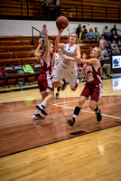 Centralia V Girls vs. Linn on 01-24-2017