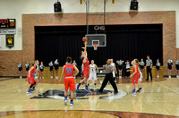 Centralia V Girls vs. South Shelby on 01-29-2016