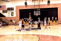 Centralia JV Girls vs. Monroe City on 02-15-2018