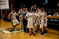 Centralia 7th Boys vs. Columbia Catholic on 11-10-2017