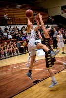 Centralia V Girls vs. Highland on 02-03-2017